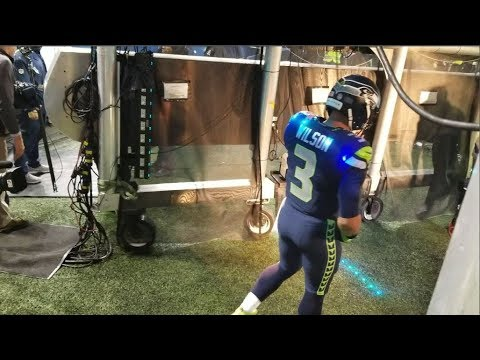 Seahawks vs Chiefs: My Ultimate SNF End Zone Experience