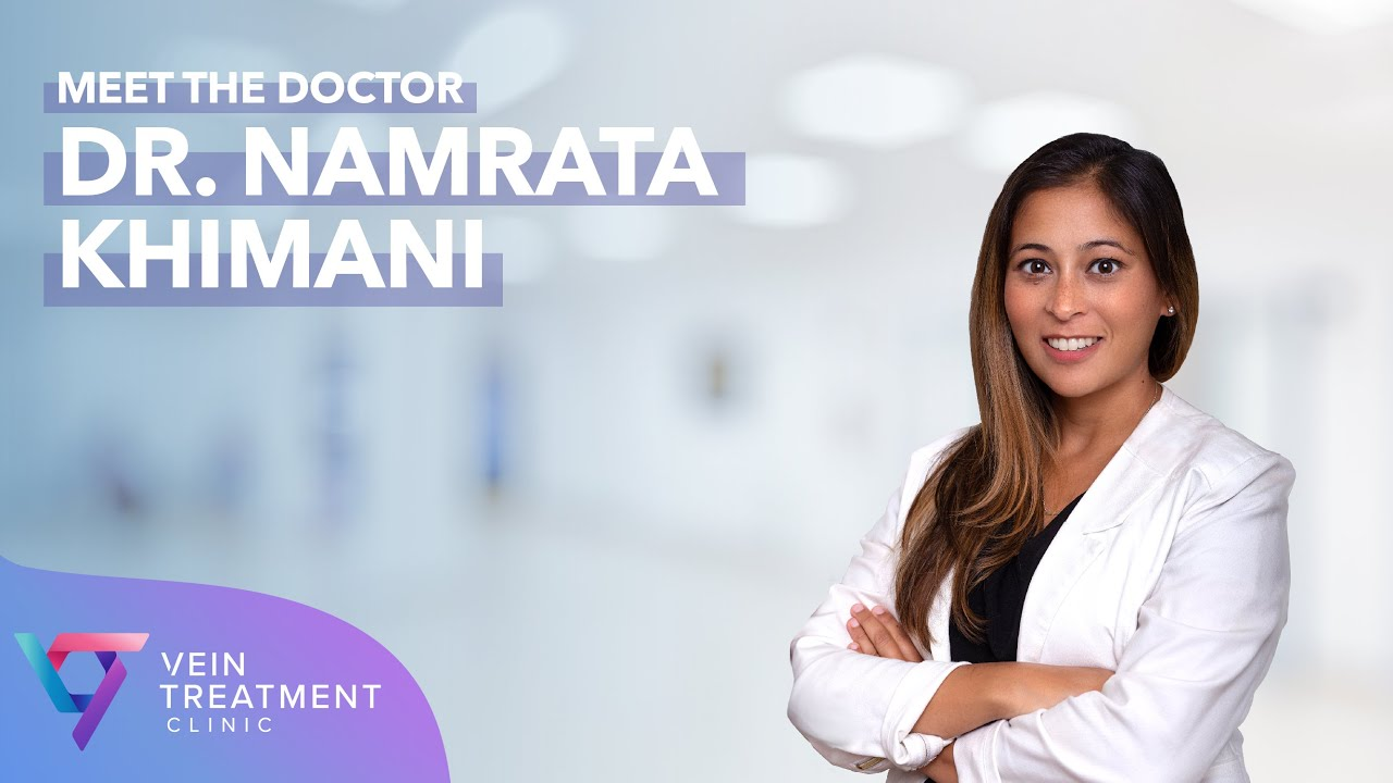 Dr. Namrata Khimani | Harvard Vein Specialist | New York Vein Treatment Center