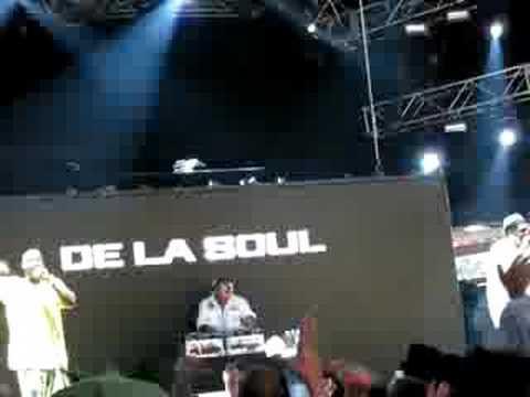 De La Soul - Me Myself & I 2008 - Columbia