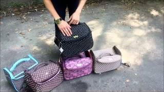 Чемодан-сумка для мастера