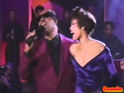 Stevie Wonder & Whitney Houston - We didn't Know (live)