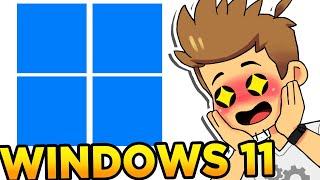 J'AI INSTALLÉ WINDOWS 11 SUR MON PC !