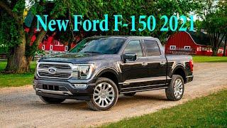 ford f150 fx4 2021 m variantai