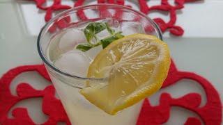 BUZ GİBİ EV YAPIMI PASTANE LİMONATASI Limonata