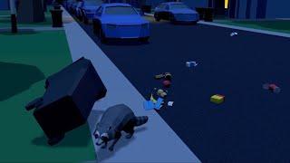 TRASH PANDA NIGHTMARE: New raccoon video game terrorizes Toronto!