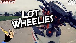 Wheelie Practice   Drunk Drivers   Grom Loops