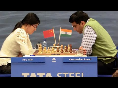 Amazing Chess Game: Viswanathan Anand vs Yifan Hou