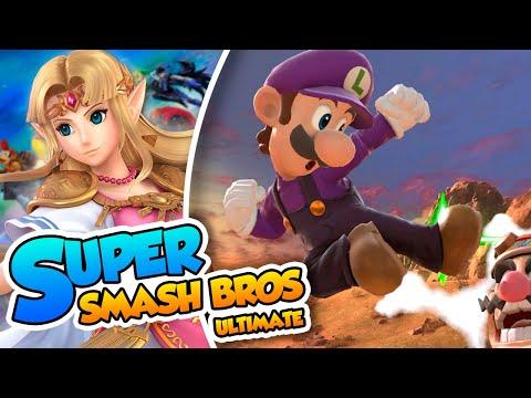 ¡El pisotón imposible! - #55 - Super Smash Bros Ultimate (Switch) DSimphony thumbnail