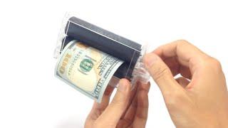 Print money myself just by .. magic