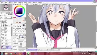 lol just upload my speed drawing 2016 Backsound : kiminonawa.