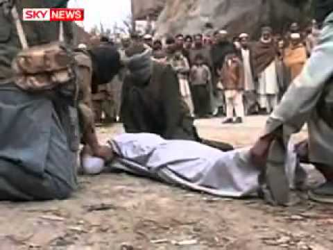 Tehreek e Taliban Pakistan getting drunk after killing innocent people.flv
