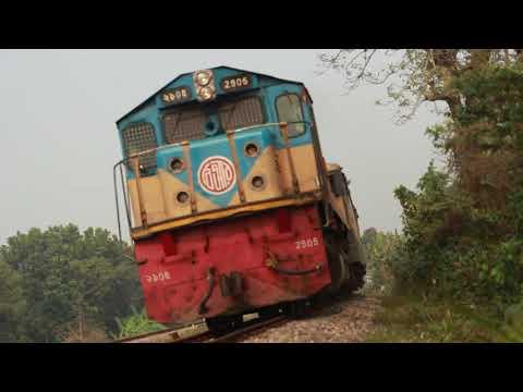 DHAKA bound JAYANTICA express