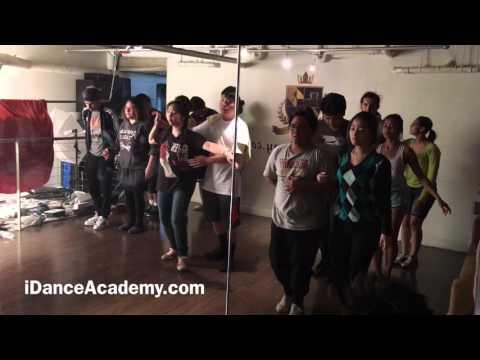 Cotillion Choreography Los Angeles iDanceAcademy Dance Studio