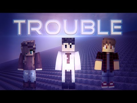 [FR] Minecraft | Trouble | Court-Métrage Psychologique
