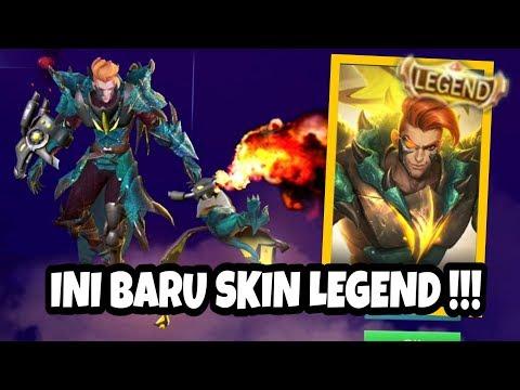 INI SKIN LEGEND KAN !!? MOONTON BERCANDA ?? - Mobile Legend Indonesia