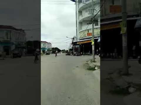 Chợ thị trấn huyện Cờ Đỏ TP Cần Thơ