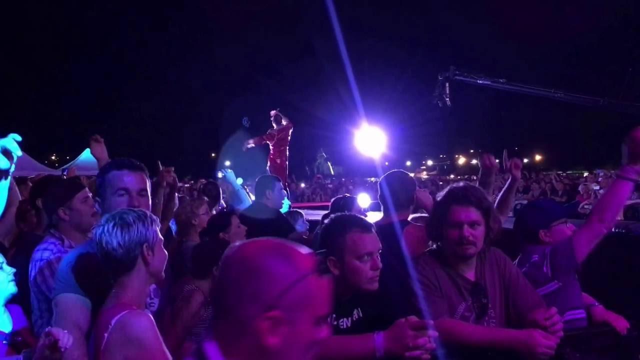 DJ Bobo - Everybody + It's my life - Ostrava, Czech republic - 25.6.2016