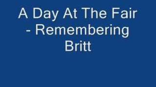 Remembering Britt lyrics