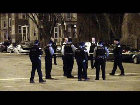 Vice Lord Gang Member Shot 3 Chicago Cops in Homan Square