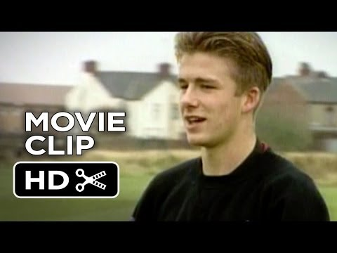 The Class of '92 Movie CLIP - Playing As A Team (2014) - David Beckham Documentary HD