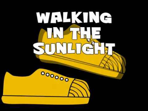 Walking With Jesus (sing along)