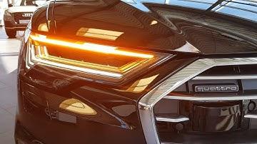 2019 Audi A6 - HD-Matrix LED Scheinwerfer- dynamischer Blinker