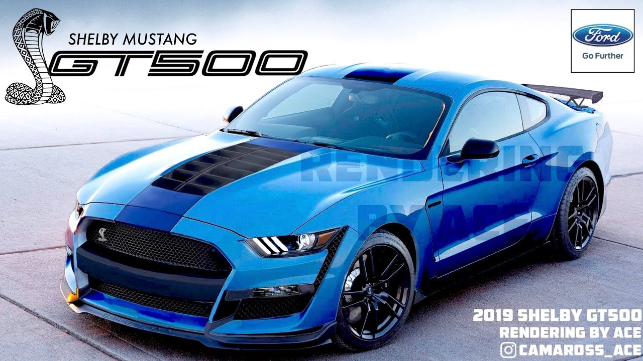 2019 Shelby GT500: IT'S FINALLY HERE! (New Video & Everything We ...