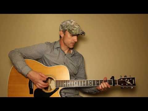 Sideways - Dierks Bentley - Guitar Lesson | Tutorial