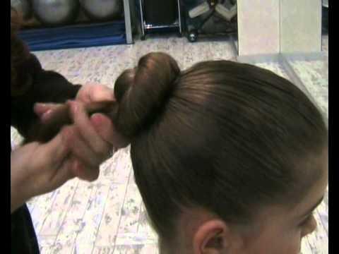 Como hacer un mo o de ballet duradero y facil youtube - Peinados para ninas faciles de hacer ...