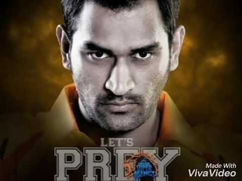 Chennai Super Kings New Song 2018 Ms Dhoni New Video Song New Csk