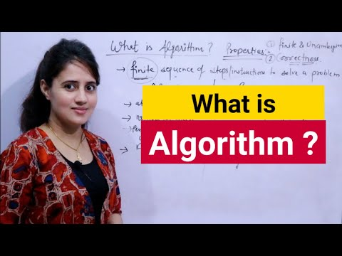 What is Algorithm and Need of Algorithm | Properties of Algorithm | Algorithm vs Program