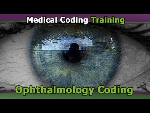 Medical Coding Training — Ophthalmology Coding