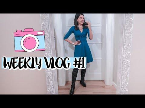 QUESTA È LA MIA VERA VITA!!! 😱👩🏻💻 | Weekly vlog 1 | Vanessa Ziletti