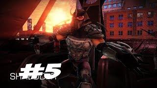 БИТВА СО ШРЕДДЕРОМ И БАГ НА ОПЫТ - Teenage Mutant Ninja Turtles: Out of the Shadows - Прохождение #5