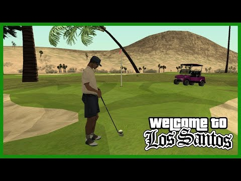 ZKOUŠÍM GOLF NA WTLS! ⛳️ (GTA San Andreas Multiplayer #82)
