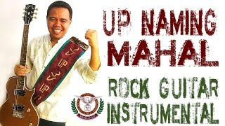 UP Naming Mahal - Rock Guitar Instrumental(The Rock Instrumental Version used by the UP Pep Squad in the 2015 UAAP Cheerdance Competition. - Drums, Guitars & Bass by Wardy Puyod, UP Mindanao ..., 2014-03-17T19:30:58.000Z)