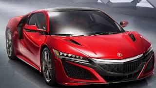 AMAZING 2018 Acura NSX Styling Exterior Interior Model Design