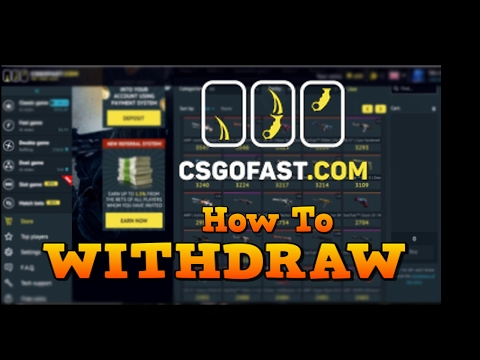 CSGOFast   How to Withdraw & Free Bet Coins $ Promo Code #3