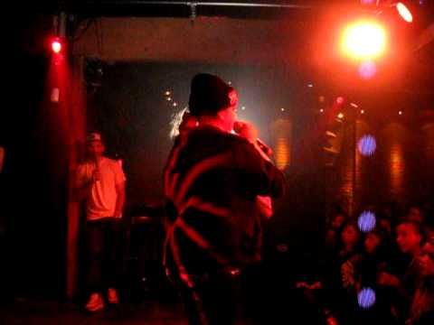 Shay: Slum Village - Reunion @ Hip-Hop Karaoke Vancouver (HHK) May 16, 2011
