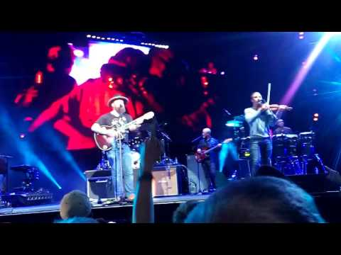 Chicken fried Zac Brown band country 2 country Dublin