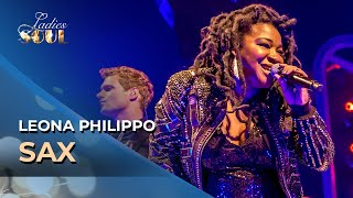 Ladies of Soul 2018 | Sax - Leona Philippo