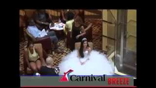 Carnival Cruise BREEZE. SWEET 15 ,PART#1. 8 Days Southern Caribbean.
