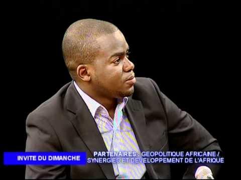 INTERVIEW MARIEN FAUNEY NGOMBE sur TELE CONGO Partie 3