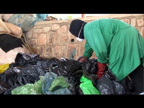 BAN OF PLASTIC BAGS: RWANDA'S SUCCESS STORY