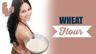 How To Grind Wheat Berries Into Wheat Flour And Other Flours Using A Vitamix Or Blendtec Blender