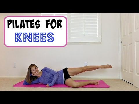 Knee Pain Exercises Pilates for Knees