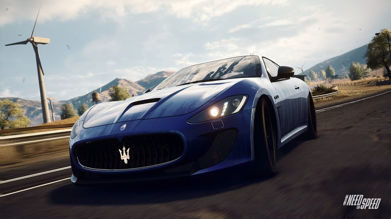 Asphalt 8 Hd Wallpapers For Pc Need For Speed Rivals Maserati Granturismo Mc Stradale