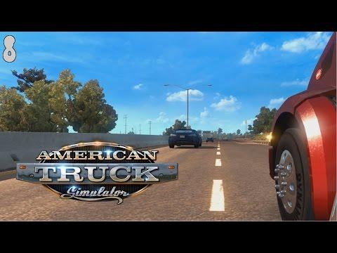 American Truck Simulator | PC | SCS Software | 2016 | #08 Ich und mein Diesel