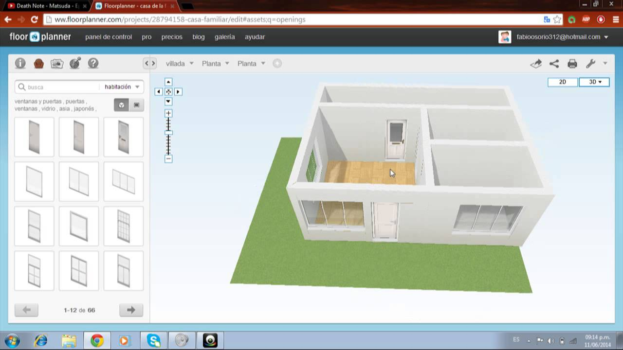 floorplanner software