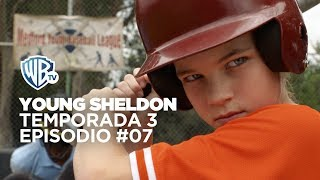 Young Sheldon Temporada 3 | Episodio 07 -  Missy no se anda con juegos